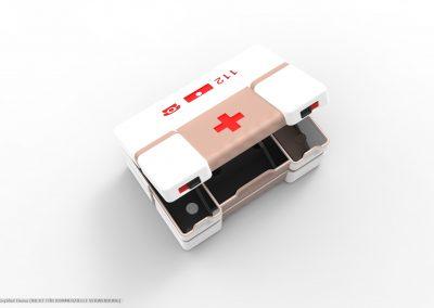 "Das ""1A"" Erste Hilfe System"
