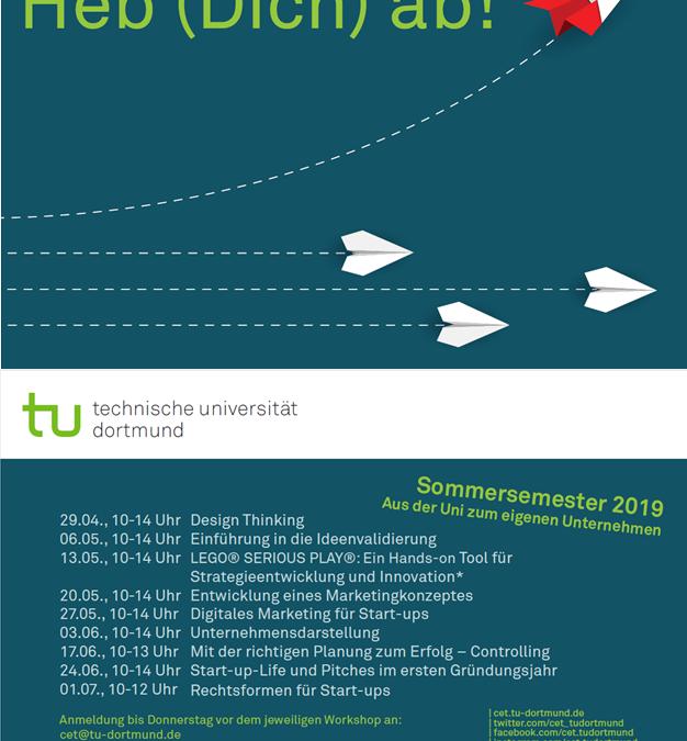 29.04.2019 – Design-Thinking-Workshop in Dortmund